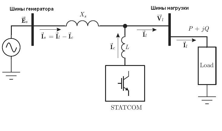 Однолинейная схема подключения